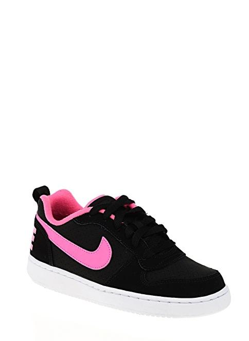Nike Nıke Court Borough Low (Gs) Siyah